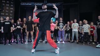 HIP-HOP CHOREO CLASS BY BORIS RYABININ   SIBERIAN DANCE CONTEST 2020