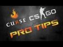 [CS:GO Pro Tips] Curse.NA Michael3D - The Best Smoke and Flash Grenades On de_nuke_se