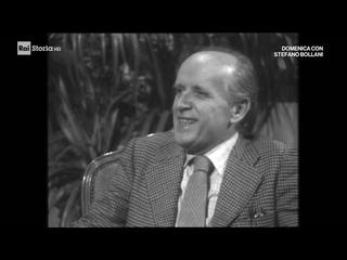 Intervista a Nino Rota - Nino Rota dirige le sue colonne sonore per Fellini (1975)