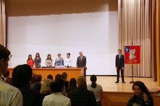 Первокурсники - 2013