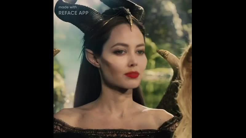 Анджелина Джоли 😍