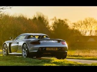 Porsche Carrera GT history and on-road review. Best sounding Porsche ever?