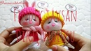 Amigurumi Fındık Tavşan Yapımı PART 3 Dikiş Videosu