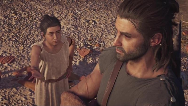 BlackSilverUFA Assassin's Creed® Одиссея ● Cмотрим PC версию ULTRA настройки озвучку вступление