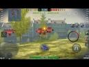WoT Blitz:ИС-3 защитник, почти колобанов