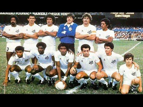 Final Brasileirão 1983 Santos x Flamengo