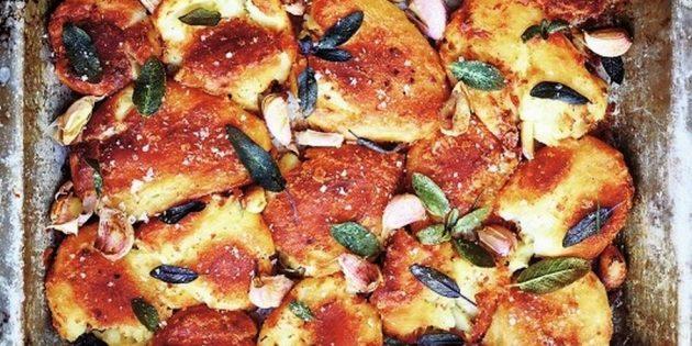 Как приготовить картошку: 10 вкусных блюд от Джейми Оливера, изображение №7