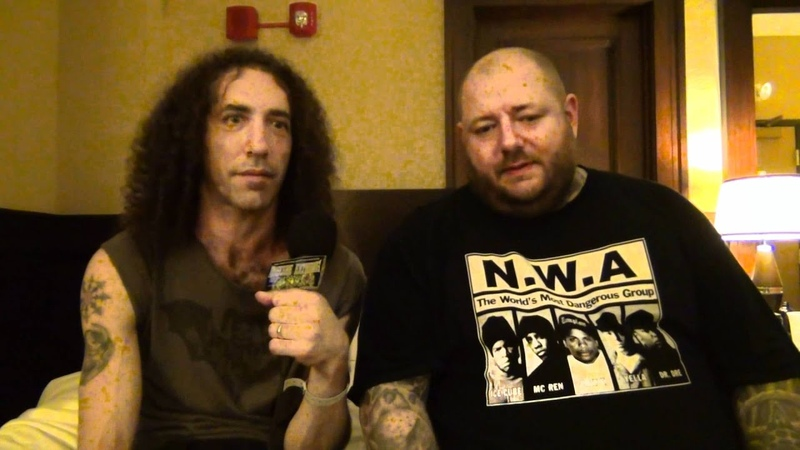 Obscene Extreme TV 2012 Channel 69 - Interview with Nick Barker LOCK UPBRUJERIA