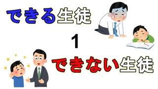 [ру.суб] Разница между способными и неспособными учениками 1   Японский язык Санкт-Петербург СПБ