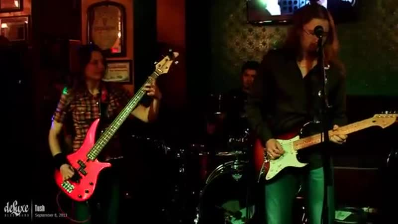 Deluxe Blues Band - Tush (ZZ Top cover)