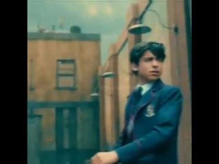 The Umbrella Academy - Five Hargreeves Edit