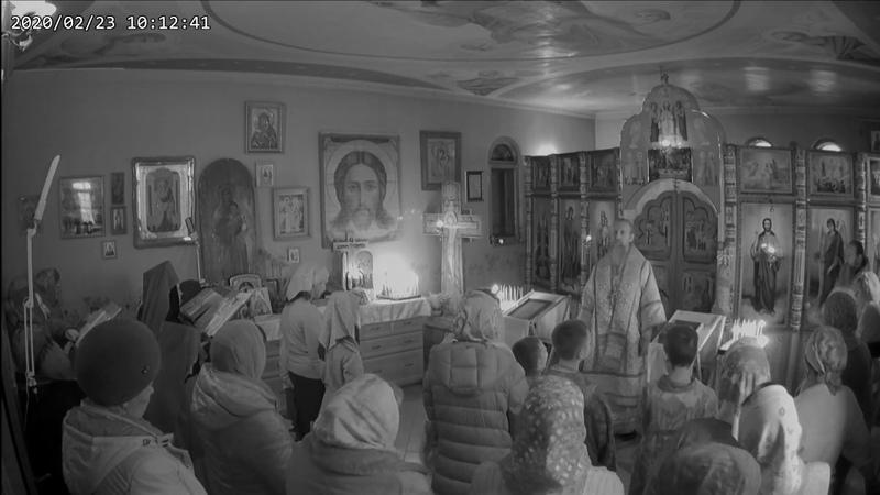 О значении таинства покаяния Напутствие Архиепископа Филарета Рожнова перед исповедью