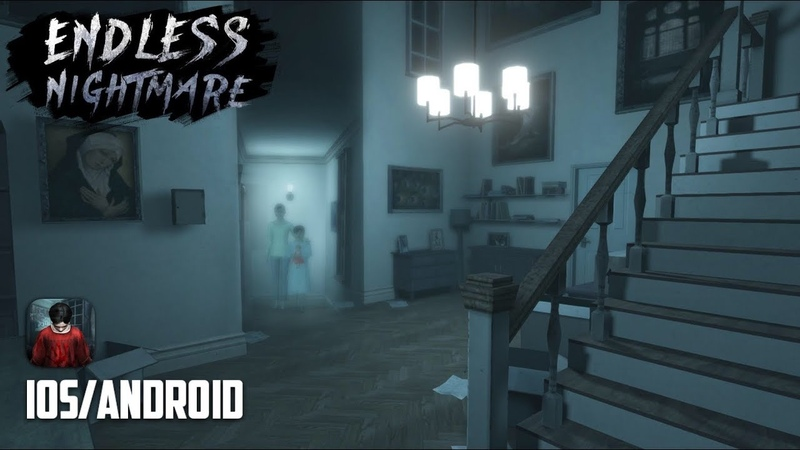 ENDLESS NIGHTMARE Android iOS FIRST GAMEPLAY TRAILER
