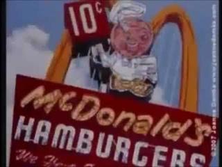 ʬ McDonalds Human Burgers Exposed!! (Satans Illuminati Food Chain) YouTube #233