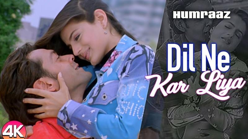 Dil Ne Kar Liya Aitbaar 4K Video Humraaz Bobby Deol Amisha Patel Hindi Romantic Song