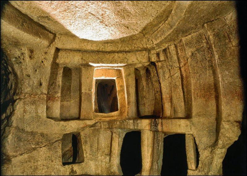 Подземный мир Мальты. Хал-Сафлиени