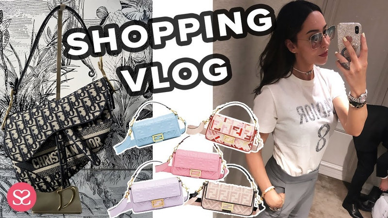 SHOPPING VLOG Join us for Lunch at the Ivy London Zoo weird Harrods ARGH IT CLOSED EARLY