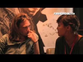 - G-STAR RAW BREAD AND BUTTER BERLIN 2012 INTERVIEW CALEB LANDRY JONES