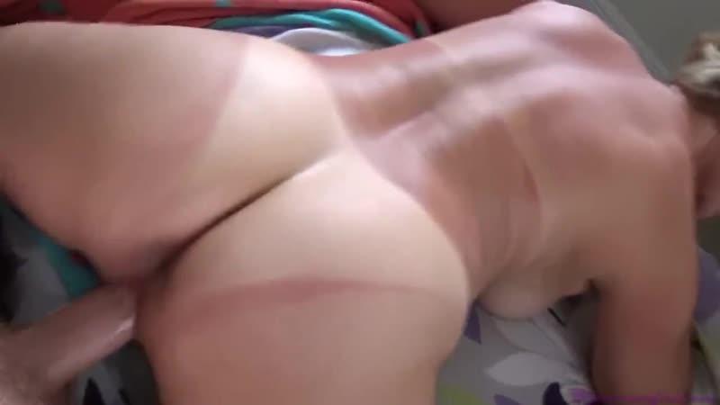 Сын трахает загорелую маму после пляжа, POV sex fuck son mom mature old step sun beach ass hot (Инцест со зрелыми мамочками 18+)