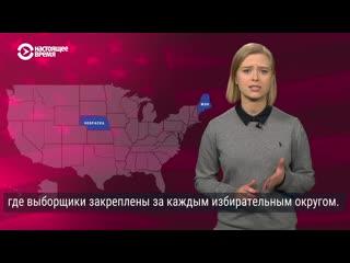 Как работает избирательная система в США
