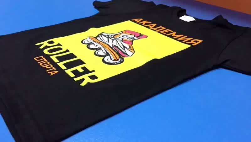 Наши фирменные футболки