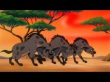 Король лев. Тимон и Пумба / The Lion King's Timon & Pumbaa. Сезон 1 Серия 7 - Друг по-французски / Завтрак съешь в цирке