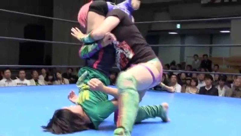 小波エキシビジョン Exhibition match Konami VS Kana