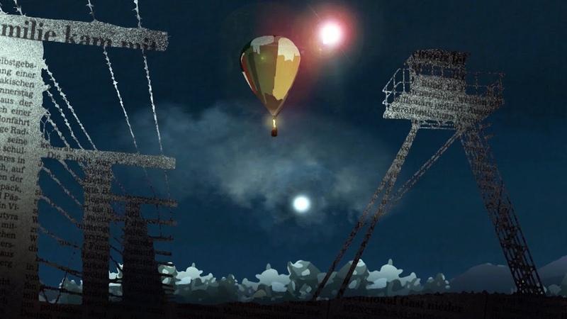ПОЛЁТ К СВОБОДЕ Как сбежать от коммунизма на воздушном шаре