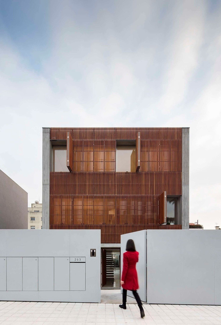 House in Bonfim by AZO