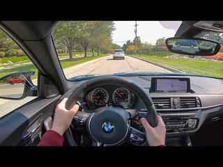 2020 BMW M2 Competition (DCT) - POV Test Drive (Binaural Audio)