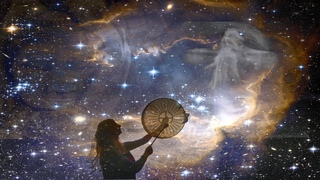 Project For Gaia - Trance Dance Drum Journey with Throat Singing - Activate Your Native Power