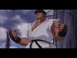 "Otaku Vengeance AMV:  Street Fighter & Face to Face ""I won't lie down"" (Kombat mix)"