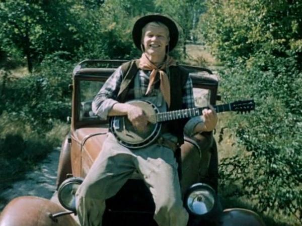 Песня про фермера Джек Восьмеркин Американец