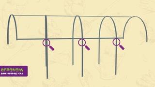 Инструкция по сборке Чудотеплицы Сибирский Агроном версии 3.0