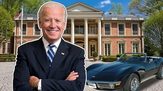 Джо Байден – Как Живет 46-й Президент США и Откуда Он Взял Свои Миллионы