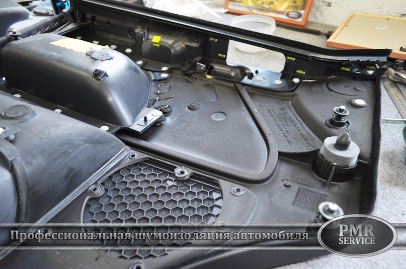 Шумоизоляция Volkswagen Multivan, изображение №11