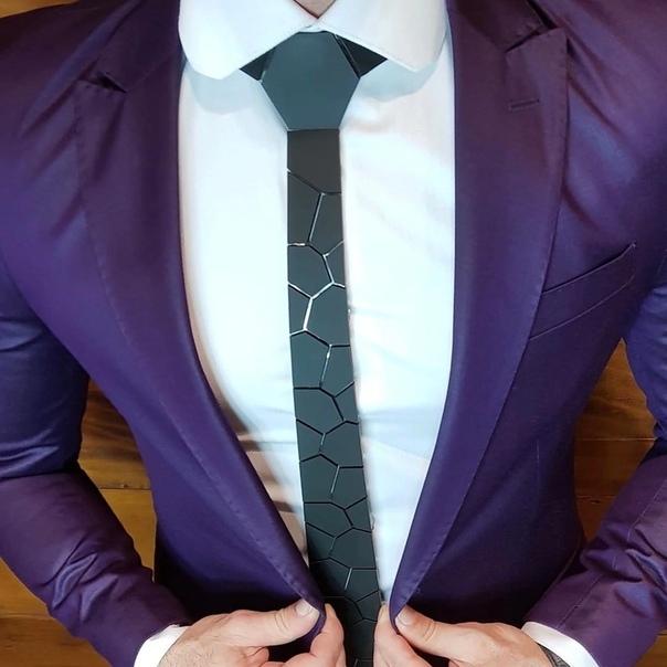 Геометрический галстук -