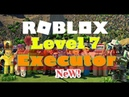 Tutorial Roblox ™ Exploit Level 7 Executor Free And More New 2019