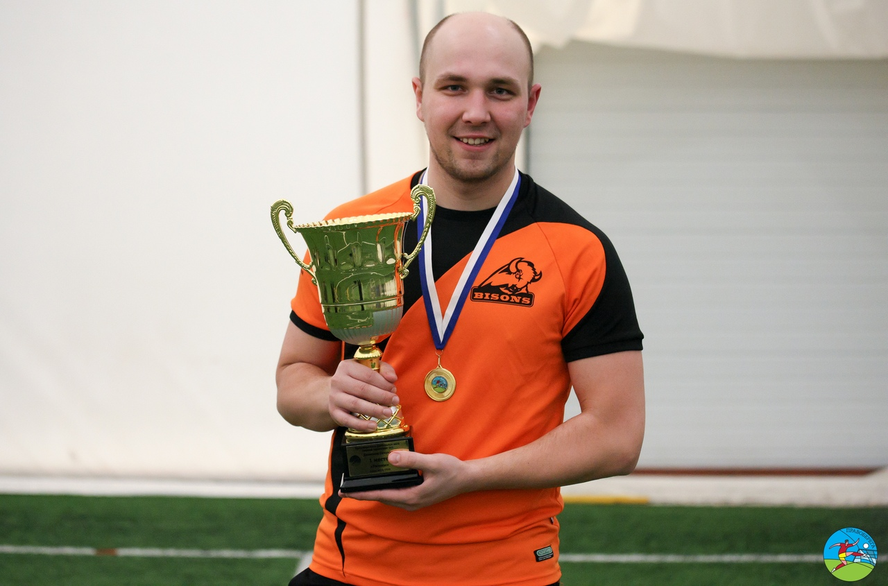 Антон Пастернак (Бизоны) - чемпион дивизион Свирида.