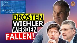 """🔴Dr. Reiner FÜLLMICH: """"DROSTEN UND WIEHLER WERDEN FALLEN!"""" - CORONA AUSSCHUSS Nr. 52"""