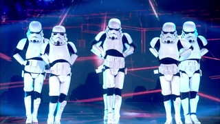 The force is still strong for Boogie Storm | Grand Final | Britain's Got Talent 2016