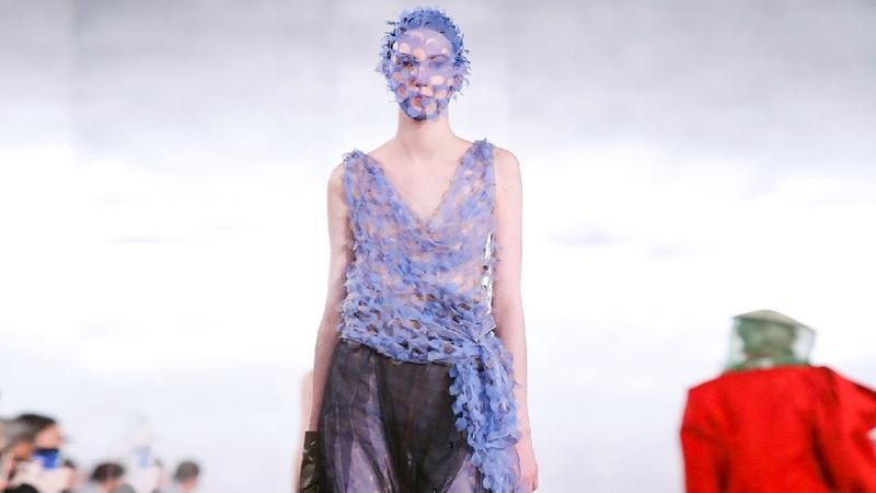 Maison Margiela Fall Winter 2020 21 Paris Fashion Week