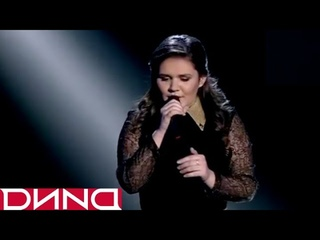 Дина Гарипова - Ты на свете есть (Четвертьфинал, Голос, 2012)