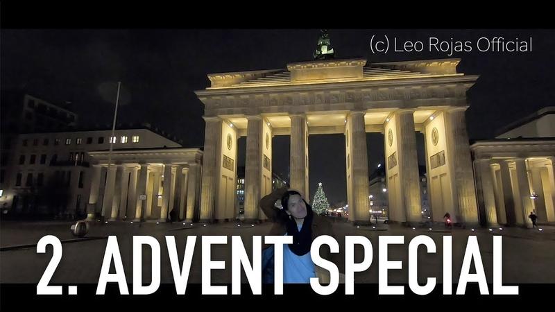 LEO ROJAS 2 Advent Xmas Special Berlin Winter Wonderland Tour engl subitles