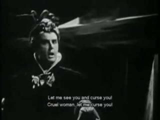 Turandot full opera Franco Corelli with English subtitles