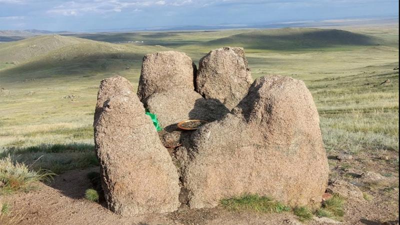 Пять пальцев Бурятии Древние артефакты