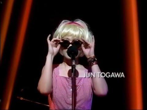 Jun Togawa WOOD Fuji TV Special 1993 戸川純