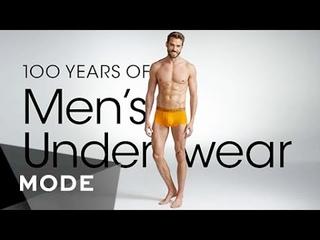 100 Years of Fashion: Men's Underwear ★