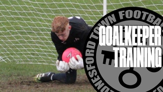 Goalkeepers Up The Intensity In Fast Paced Session   Goalkeeper Training