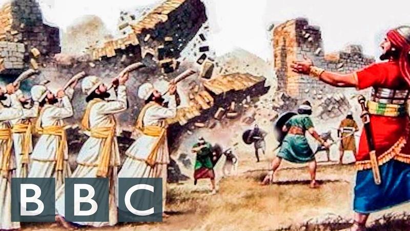 Иисус Навин и падение Иерихона Библейские тайны